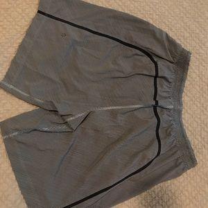 Lululemon men's workout shorts